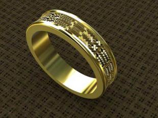 alliance, wedding ring